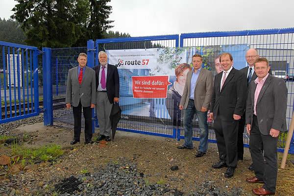 Initiative Route 57 Will Jetzt Als Verein Druck Auf Politik Erhohen