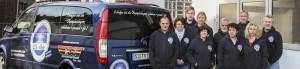 Das Team der Treude &Metz GmbH&Co. KG in Bad Laasphe.