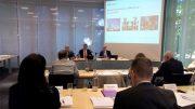 In Düsseldorf präsentierte die Geschäftsleitung der SMS group die Ergebnisse des Geschäftsjahres 2015.