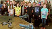 """Der letzte """"Drehscheibenuhr""""-Kurs fand im Juli 2016 in Bad Berleburg statt. Er stieß bei den jungen Teilnehmern auf große Resonanz."""