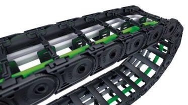 Die Energieführungen der bewährten Serie EasyTrax von TSUBAKI KABELSCHLEPP sind ab sofort in drei zusätzlichen Ausführungen erhältlich