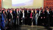 Jahresempfang der Universität Siegen Business School bei Achenbach Buschhütten.