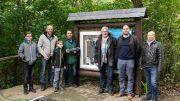 Energiekluges Dorf: In Sohlbach produziert ein Kleinst-Wasserkraftwerk Energie für eine Lehrstation – entwickelt und konstruiert an der Uni Siegen.